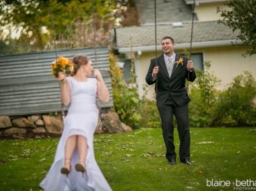 Chad & Ellen Elopement Ceremony